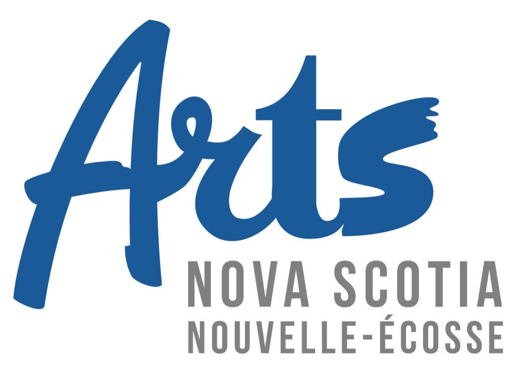 Arts Nova Scotia Nouvelle-Écosse Logo